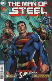 Man of Steel (The) (DC Comics - 2018) -1- Man Of Steel, Part 1