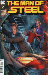 Man of Steel (The) (DC Comics - 2018) -2- Man Of Steel, Part 2