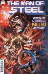 Man of Steel (The) (DC Comics - 2018) -3- Man Of Steel, Part 3