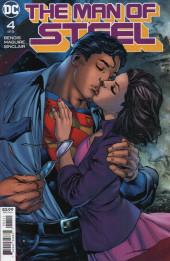 Man of Steel (The) (DC Comics - 2018) -4- Man Of Steel, Part 4
