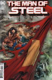 Man of Steel (The) (DC Comics - 2018) -5- Man Of Steel, Part 5