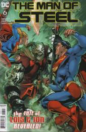 Man of Steel (The) (DC Comics - 2018) -6- Man Of Steel, Final