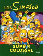 Les simpson - Super colossal -3- Volume 3