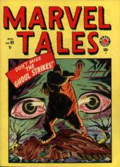 Marvel Tales Vol.1 (Marvel Comics - 1949) -93- The Ghoul Strikes