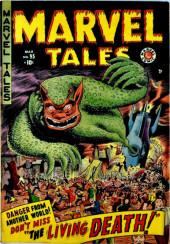 Marvel Tales Vol.1 (Marvel Comics - 1949) -95- The Living Death!