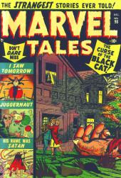Marvel Tales Vol.1 (Marvel Comics - 1949) -98- The Curse of the Black Cat!
