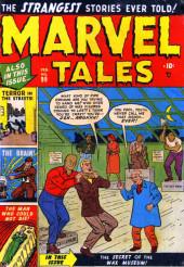 Marvel Tales Vol.1 (Marvel Comics - 1949) -99- The Secret of the Wax Museum!
