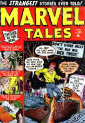 Marvel Tales Vol.1 (Marvel Comics - 1949) -101- The Man Who Died Twice!