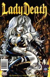 Lady Death : the Rapture (1999) -3- Fire in the Sky