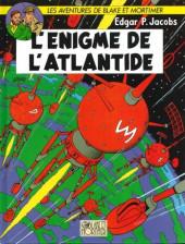 Blake et Mortimer (Les Aventures de) -7c2003- L'Enigme de l'Atlantide