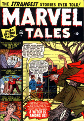 Marvel Tales Vol.1 (Marvel Comics - 1949) -102- A Witch is Among Us!