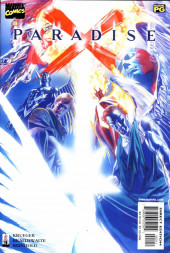 Paradise X (Marvel comics - 2002) -0- Issue 0