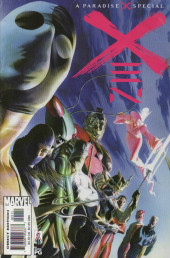 Paradise X (Marvel comics - 2002) -SP- Xen