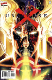 Universe X (Marvel Comics - 2000) -1- Issue 1