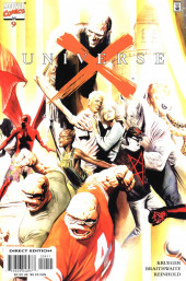 Universe X (Marvel Comics - 2000) -9- Issue 9