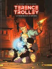 Terence Trolley -1- 1/2 La fenêtre sur le cerveau