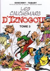 Iznogoud -23a2018- Les cauchemars d'Iznogoud (Tome 3)