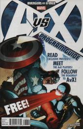 Avengers vs X-Men (2012) -0B- Program guide