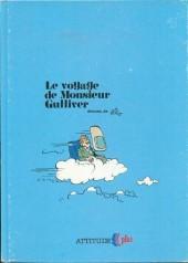 Le voyage de Monsieur Gulliver - Tome 1