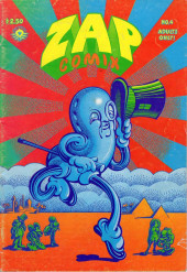 Zap Comix (1967) -4- Tome 4