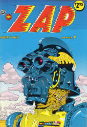 Zap Comix (1967) -7- Zap Comix