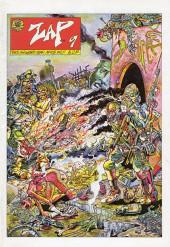 Zap Comix (1967) -9- Zap Comix - Tenth Anniversary Issue!
