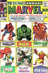 Marvel Tales Vol.2 (Marvel Comics - 1966) -1- Annual 1