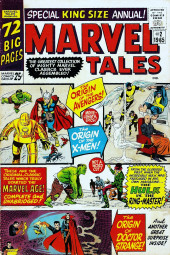 Marvel Tales Vol.2 (Marvel Comics - 1966) -2- Annual 2