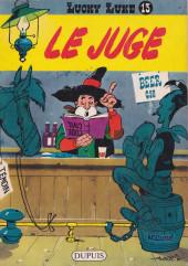 Lucky Luke -13b1980- Le juge