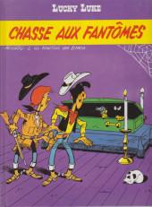 Lucky Luke -61FL1992- Chasse aux fantômes