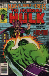 Incredible Hulk (The) (Marvel comics - 1968) -61- Ten Rings Hath...