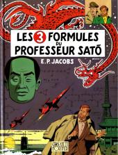 Blake et Mortimer (Les Aventures de) -11b2003- Les 3 formules du Professeur Satô - Tome 1