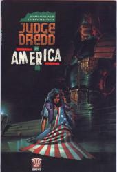Judge Dredd - Judge Dredd in America
