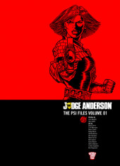 Judge Anderson: The Psi Files (2000AD - 2010) -INT01- Volume 01