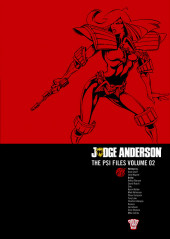 Judge Anderson: The Psi Files (2000AD - 2010) -INT02- Volume 02