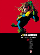 Judge Anderson: The Psi Files (2000AD - 2010) -INT03- Volume 03