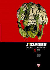 Judge Anderson: The Psi Files (2000AD - 2010) -INT04- Volume 04