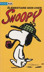 Peanuts -6- (Snoopy - Dargaud) -13Poch- Elémentaire mon cher Snoopy