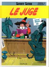 Lucky Luke -13e2014- Le juge