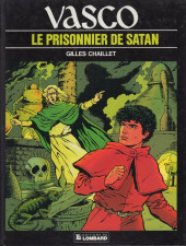 Vasco -2a1991- Le prisonnier de Satan