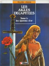 Les aigles décapitées -3b1995- Les éperons d'or