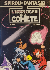 Spirou et Fantasio -36b2005- L'horloger de la comete