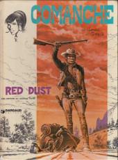 Comanche -1a1974'- Red dust