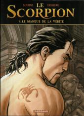Le scorpion -9a2013- Le Masque de la Vérité
