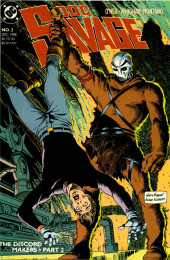 Doc Savage Vol.2 (DC Comics - 1988) -2- The Discord Makers - Part 2