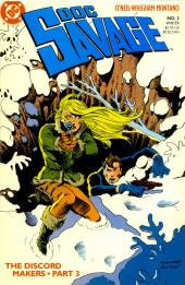 Doc Savage Vol.2 (DC Comics - 1988) -3- The Discord Makers - Part 3