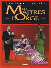 Les maîtres de l'Orge -2a1997- Magrit, 1886