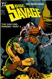 Doc Savage Vol.2 (DC Comics - 1988) -4- The Discord Makers - Part 4