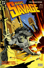 Doc Savage Vol.2 (DC Comics - 1988) -5- The Discord Makers - Part 5