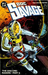 Doc Savage Vol.2 (DC Comics - 1988) -6- The Discord Makers - Part 6